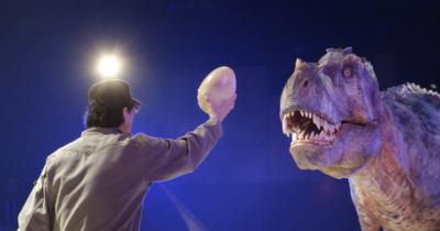 リアル恐竜ライブショーをニューノーマル時代に対応した新しいエンタテインメント体験に!