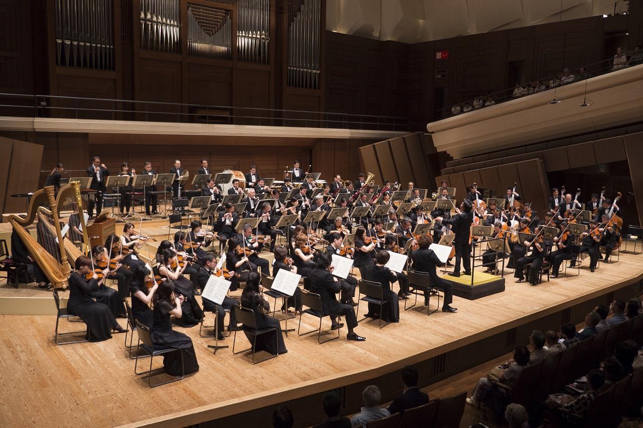 新日本フィルハーモニー交響楽団  New Japan Philharmonic XRLIVE